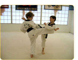 Tae Kwon Do Junior Class