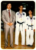 JR Lapira 1st U.S. Junior Nationals Indianapolis, Indiana 1981