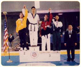 Jason Yoo 1995 U.S. National Champion Houston, Texas